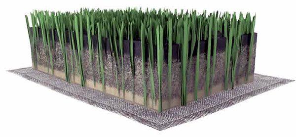 Ventajas del césped artificial en el jardín y la terraza